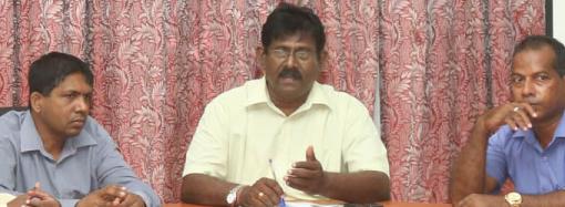 பொ.ஐங்கரநேசனுக்குப் புதிய பொறுப்பு வழங்கினார் முதலமைச்சர் விக்னேசுவரன்