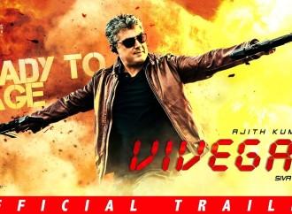 Vivegam official Trailer